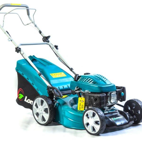 18 inch higher wheel lawn mower series