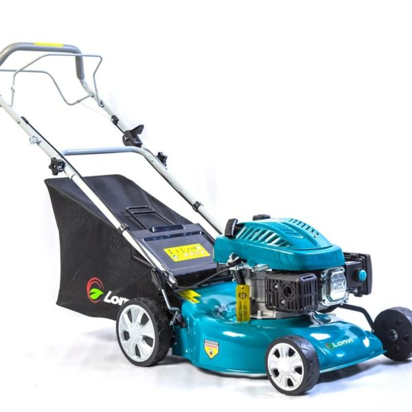 18 inch lawn mower series